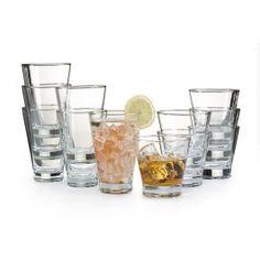 STUDIO GLASS, 12 pc
