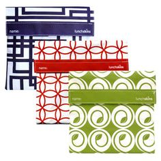 Architectural LunchSkins 3 Pack now featured on Fab.