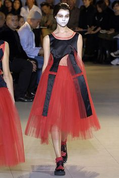 Comme des Garçons Spring 2007 Ready-to-Wear - Collection - Gallery - Style.com