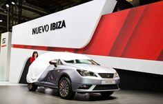 Live coverage of the new SEAT Ibiza world premier at the Salon Internacional del Automovil in Barcelona, May 2015.