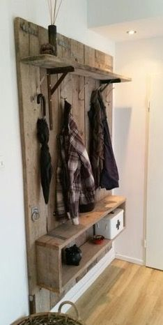 Purchase Or Make Woodworking Jigs Purchase Or Make Woodworking Jigs Hallway Storage, Diy Pallet Furniture, Wood Furniture Living Room, Woodworking Jigs, Woodworking Supplies, Wood Pallets, Home Organization, Interior Design Living Room, Living Room Designs