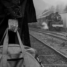 Travelling, Machynlleth, Wales