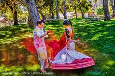 Carmel Valley, CA Indian Wedding by Wedding Documentary Photo + Cinema