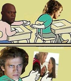 The True Story of Why Anakin Joined the Dark Side