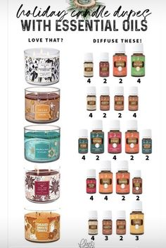 Essential Oils Christmas, Natural Air Freshener, Essential Oil Candles, Diffuser Recipes, Essential Oil Diffuser Blends, Living Oils, Young Living Essential Oils, Diffusers, Wax Melts