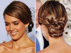 idea for wedding hair