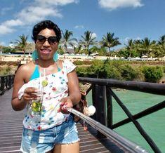 Monicca Skosana stayed at Sea Cliff Resort and Spa on Zanzibar Sea Cliff, Spa, Packaging, Adventure, Wrapping, Adventure Game, Adventure Books