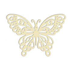 Butterfly - Laser Die Cut