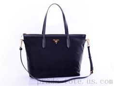 d090ccd995ac Discount  Prada BR4257 Handbags in Black Outlet store Leather Shoulder Bag