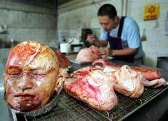 Le pain zombie