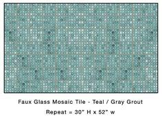 "Harlequin papilio tissu housse de coussin-bleu lagon//indigo//émeraude 18/"" x 12/"""