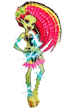 Venus McFlytrap. Electrified