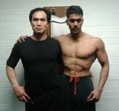 Image result for kung fu training gym