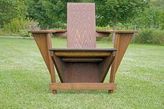 Silla adirondack planos pdf buscar con google muebles for Planos silla ergonomica pdf