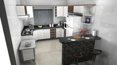 cozinhas planejadas pequenas - Pesquisa Google