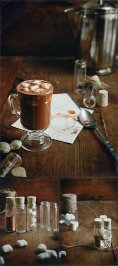 Spiked Hot Chocolate, Christmas gift, Vegan Hot Chocolate, vkrees photography, food photography