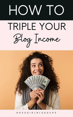 I have been working on reaching a $10,000 month for a while now and it was not easy! It took a lot of time and dedicated work. In this post I am going to share with you exactly where my income came from and the steps I took to triple my monthly blog income in a year.