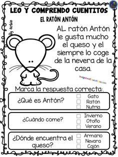 Preschool Spanish, Spanish Lessons For Kids, Preschool Writing, Language Activities, Reading Activities, Classroom Activities, Spanish Language Learning, Teaching Spanish, Kindergarten Songs