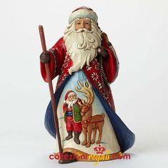 Natale Jim Shore Heartwood Creek - CollezioniRegali.com - Oggetti unici,originali e di tendenza!