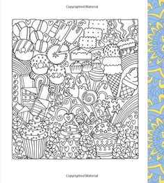Book: Color Me Clam by Lacy Mucklow | My finished coloring pages ...
