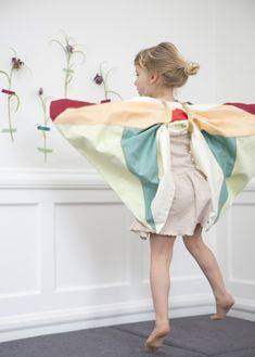 FABELAB drem-in-wings costume and bedlinen in one!