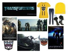 """""""Transformers"""" by wheeljackisbae ❤ liked on Polyvore featuring art"""