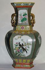 Vase «Bagua» (China, Porzellan) Vase, Decor, Home Decor, Decorative Jars