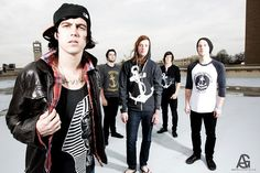 Sleeping+With+Sirens+   HANDS OF BLOOD: Sleeping With Sirens