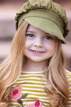 Green Newsboy Hat   755 GRN - Persnickety Clothing