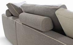 Canapé URBAN - détail dossier - Collection Roche Bobois printemps - été 2014 Sacha Lakic Design