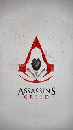 Assassins Creed Artwork iPhone 5C / 5S wallpaper