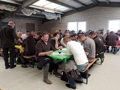 SOL Festkies Seminar 2015: Austausch und Feedback beim Essen