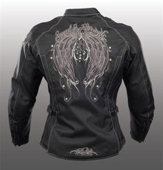 """Speed Strength Women's """"To The Nines 2.0"""" Textile Jacket - Black - 424-089-0 - Crazy Al's Powersports Supply"""