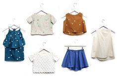 Check out the brand new Creatures of Comfort kid line, right here!