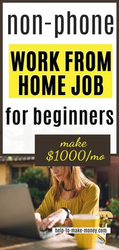 Need help to make money from home? Let me show you how you can earn money typing online for Gotranscript. Great for beginners! Work From Home Jobs, Make Money From Home, Way To Make Money, How To Make, Online Jobs For Moms, Best Online Jobs, Making Money Teens, Typing Jobs, Teen Money