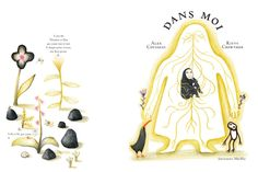 Dans Moi Editions MeMo 2007 Alex Cousseau, Kitty Crowther