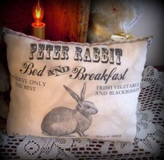 EASTER on a DIET by Stitch Cottage S.Claussen on Etsy