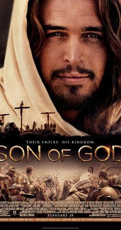 Son of God (2014) Super excited for this movie!