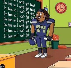 How much do you love the Seahawks????