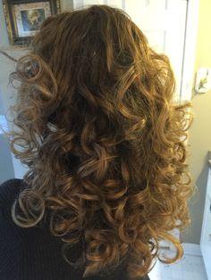 1000 Ideas About Tin Foil Curls On Pinterest Curls