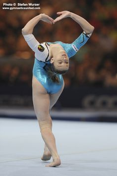 Swiss Cup 2011 gymnastics gymnast the floor exercise #KyFun