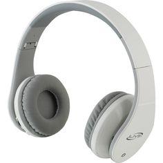 iLive IAHB64W Bluetooth Stereo Headphones w/Microphone - White - https://www.boatpartsforless.com/shop/ilive-iahb64w-bluetooth-stereo-headphones-wmicrophone-white/