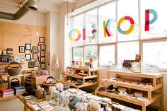 Poketo / Jennifer Chong #shopsmall @Poketo