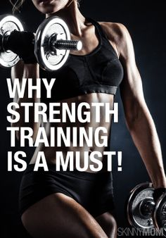 Strength training is VERY important. Read to find out why you need to be lifting some weights.