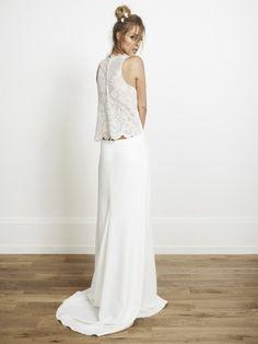 ... about Robe de mariee on Pinterest  Robes, Rue de seine and Paris
