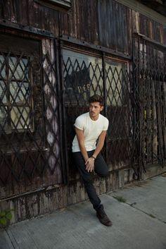 Sam Palladio for Interview Magazine. Love him as Gunnar in Nashville.