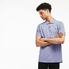 3710ac766e1 Lacoste Polos Mens Freesia Unisex LIVE Slim Fit Petit Piqué Polo Shirt  Today s Deals http