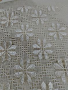 Hardanger Embroidery, Bargello, Rugs, Decor, Stitches, Towels, Border Tiles, Driveways, Embroidery