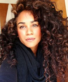 5 Reasons to Love Your Curly Hair. Curly girl pride.