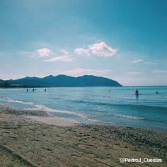 Día de #playa y #tranquilidad.  #Verano en #Murcia.  #Sun #Summer #Spain